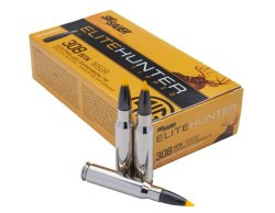 The Elite Hunter Tipped rifle ammunition in 308 Winchester