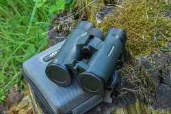 The Delta Optical Titanium 8x42 HD binoculars