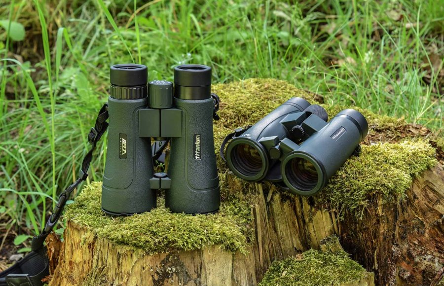 Delta Optical Titanium 8x56 and 8x42 HD: affordable binoculars