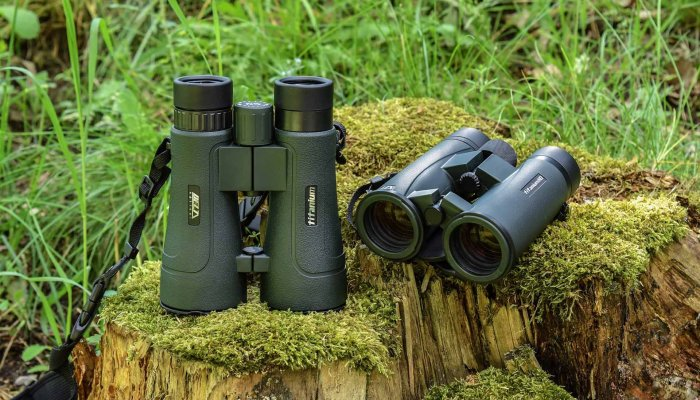 Delta Optical:                        Delta Optical Titanium 8x56 and 8x42 HD: affordable binoculars