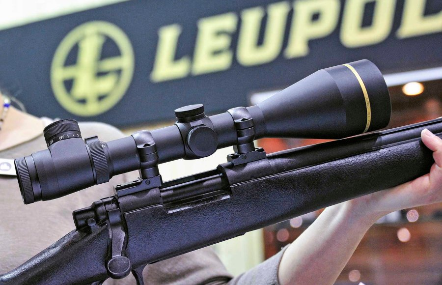 Leupold VX-3i new European Exclusive hunting riflescopes