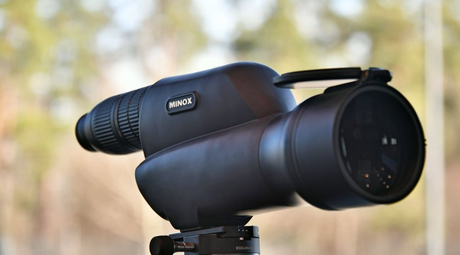MINOX spotting scopes MD series
