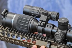 New Pulsar Digex riflescope