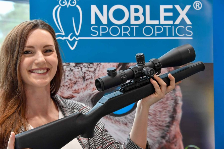 Noblex N5 riflescope