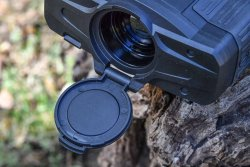 The Pulsar Accolade XQ38 objective lens