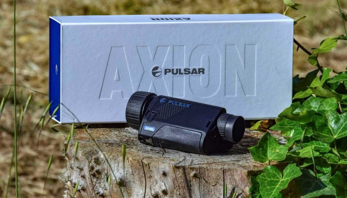 pulsar: Pulsar Axion XM38 Thermal Monocular