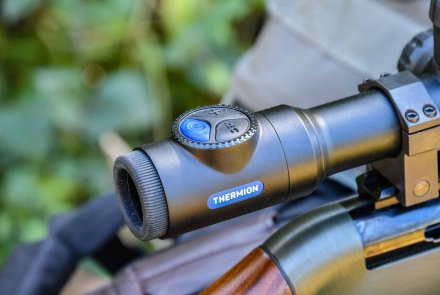 Pulsar thermion XM50 thermal imaging riflescope