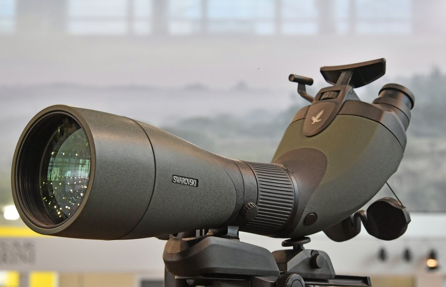 Swarovski BTX spotting scope