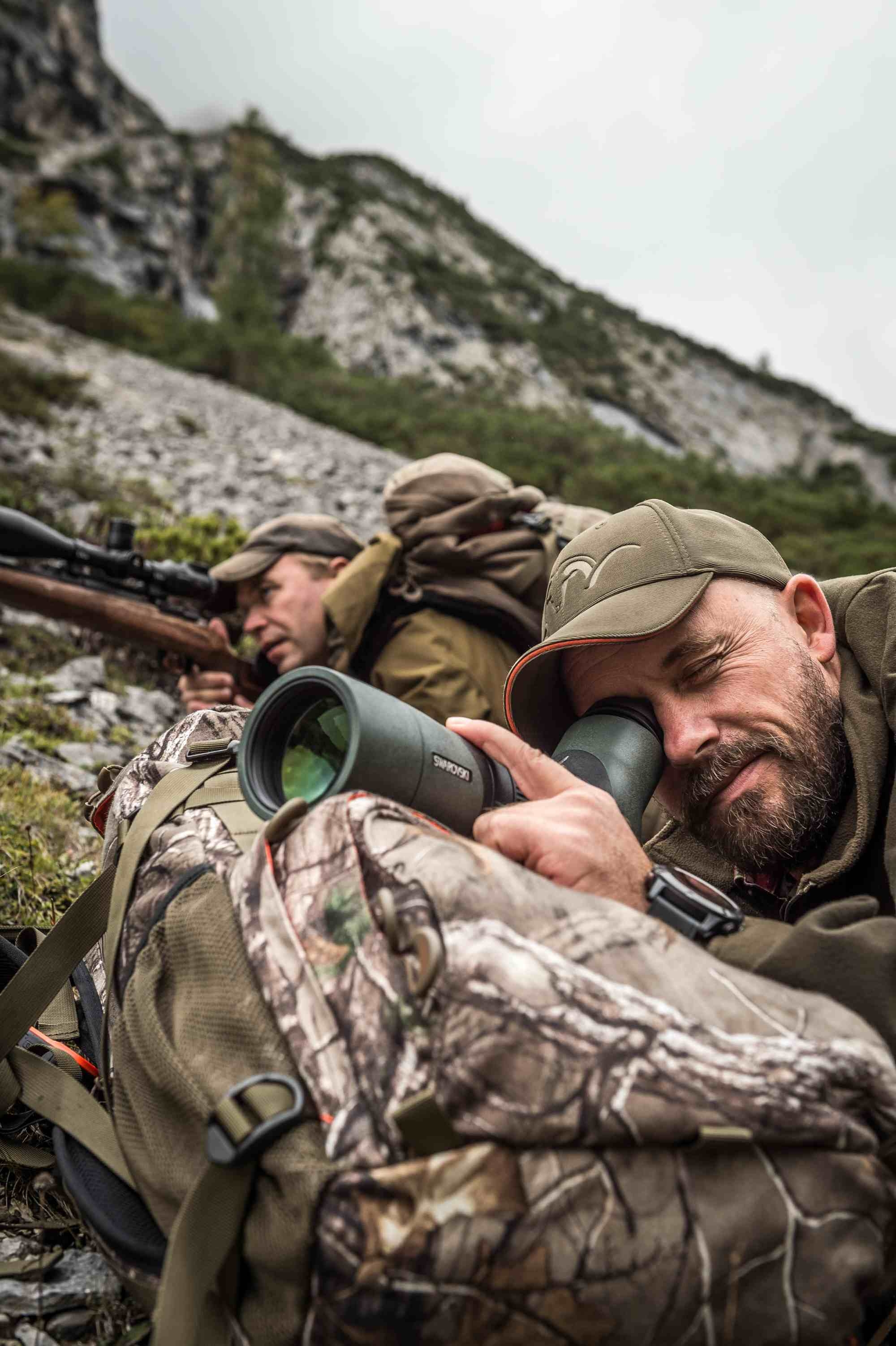 X5i precision hunting riflescope by Swarovski Optik