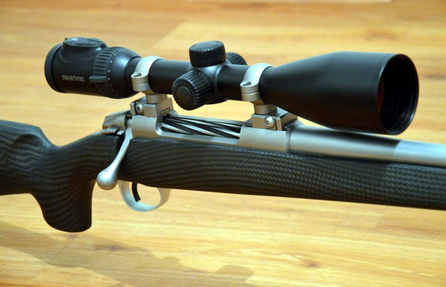 Swarovski Optik Z8i hunting riflescope line