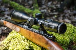 riflescope and carbine