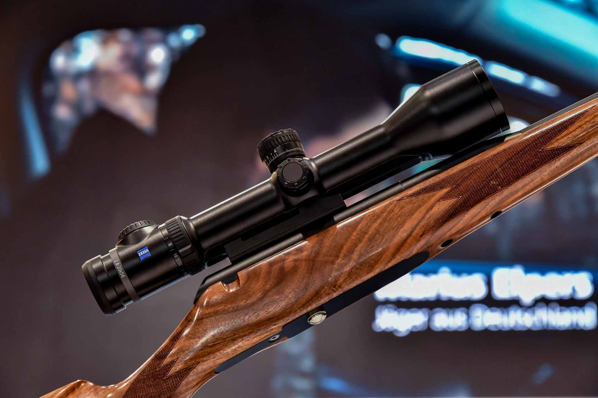 ZEISS at the IWA 2019: Hunting App and new campaign - all4shooters