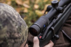 Ocular of the ZEISS Conquest V6 riflescopes