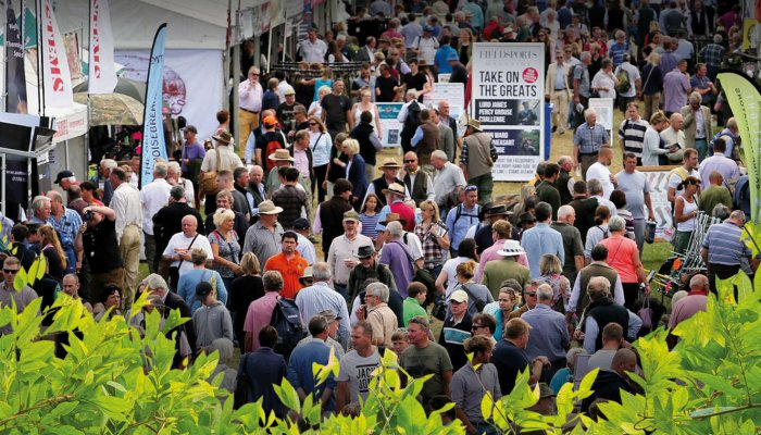 "culture: The Game Fair 2019, the ""festival of the great British countryside"""