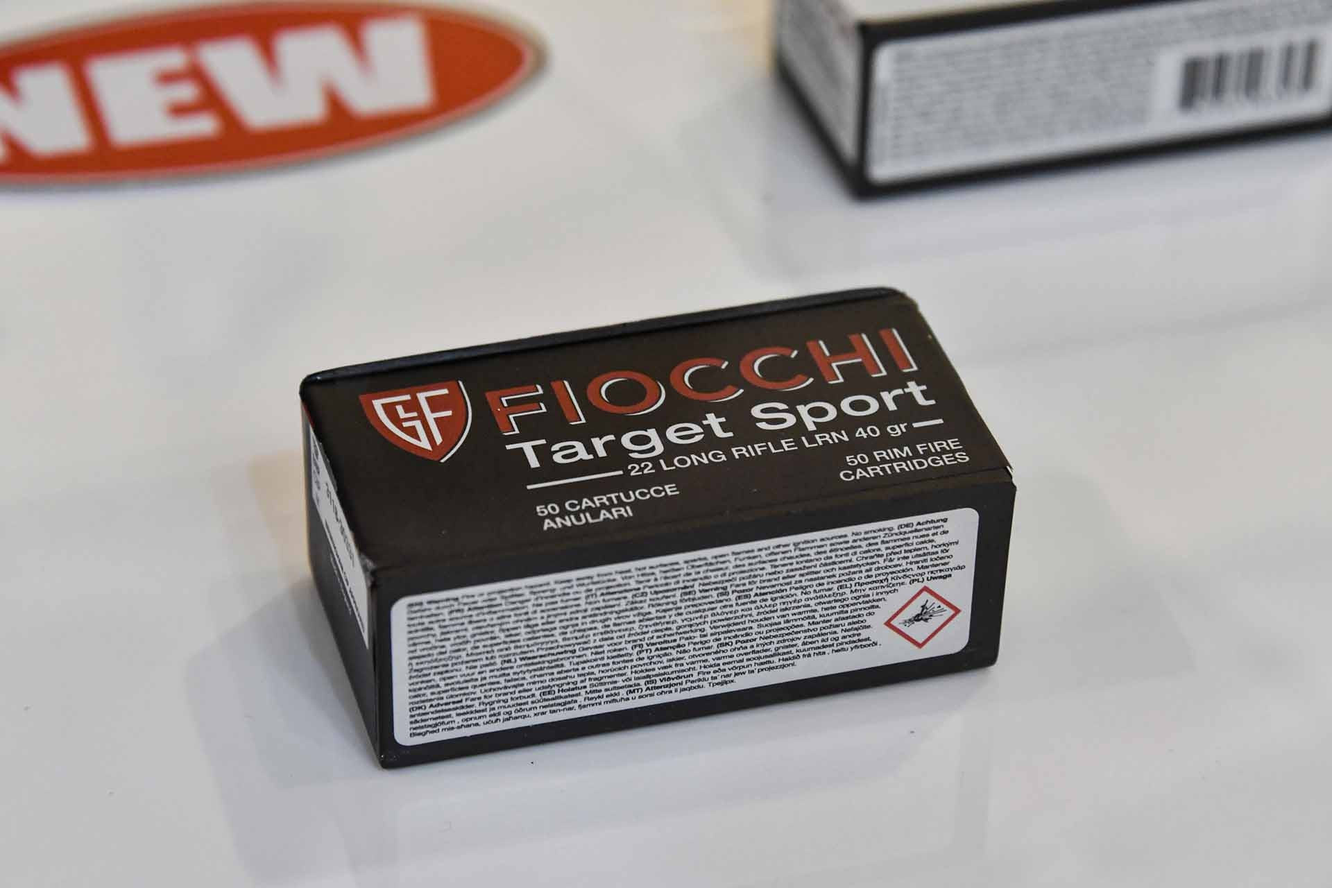 Fiocchi Target Shooting cartridges