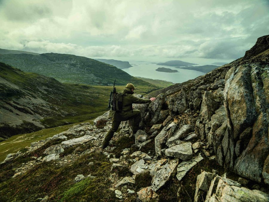 Hunting on the Isle of Mull