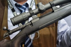 Browning X-Bolt Pro Carbon hunting rifle
