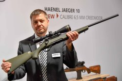 Haenel Jäger 10 bolt action rifle