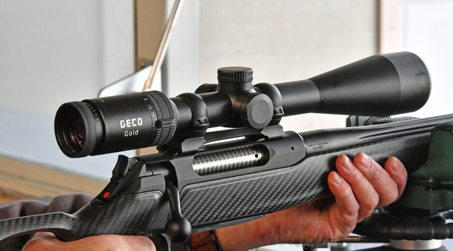The GECO Gold Series riflescopes