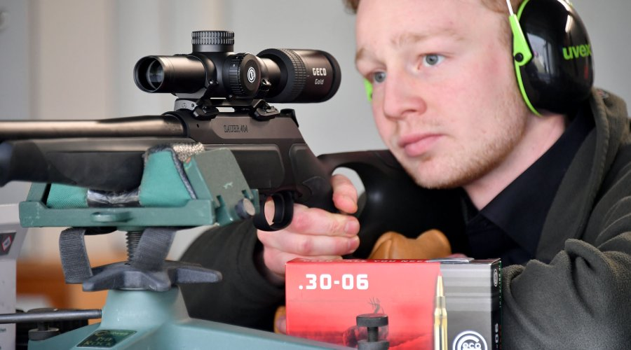 New riflescopes from GECO at RWS Shooting Day 2017