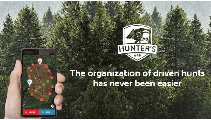 Sellier & Bellot: The new Hunter's App for Android and iOS – Sellier & Bellot makes driven hunt planning easier