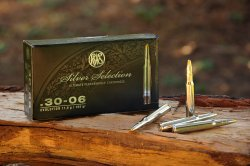 A pack of RWS Silver Selection ammo
