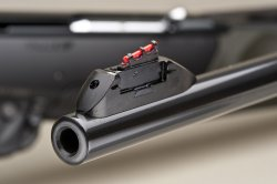 Sight on the Benelli Argo E Compact Black rifle