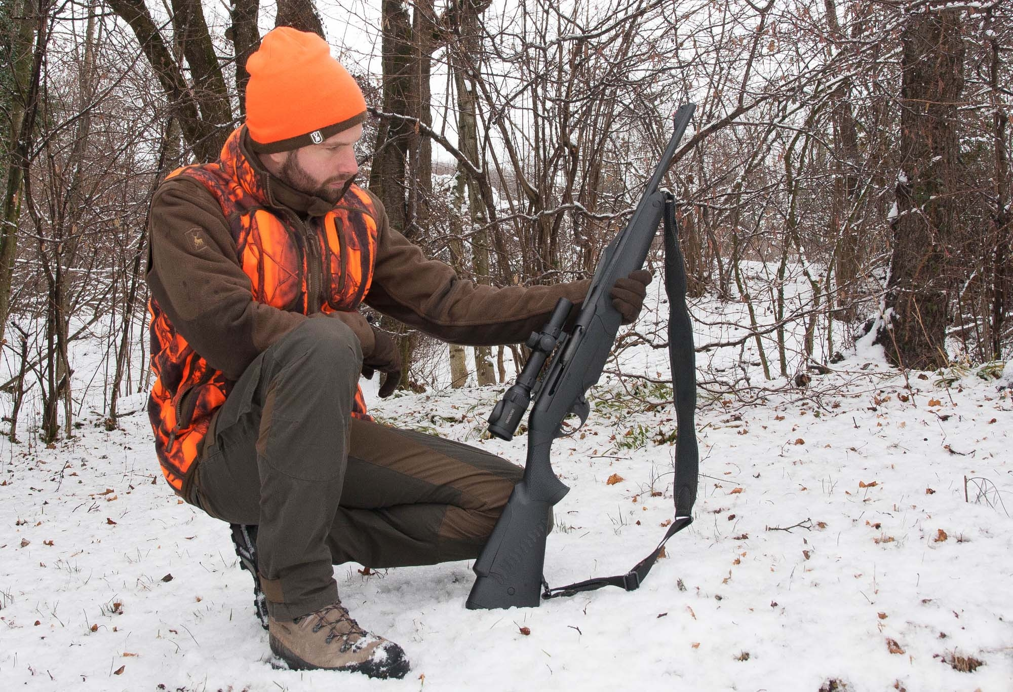 benelli:      Benelli Argo E Fluted: a new rifle for driven hunts