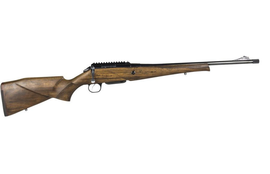 "Baikal 145 ""Los"" bolt action rifle, right side view"