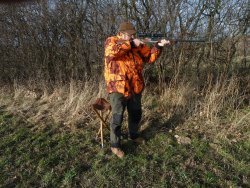 Hunting with a Krieghoff double rifle