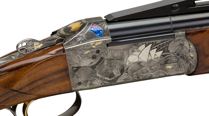 Krieghoff Gun of the Year 2016 right side