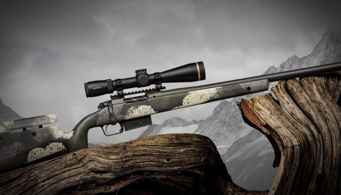 springfield-armory: Model 2020 Waypoint, Springfield Armory unveils an all-new family of hunting rifles