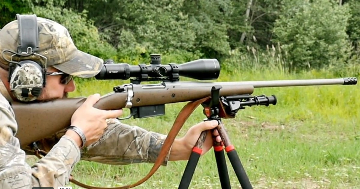 Shooting Target Stands >> New Ruger Hawkeye Long-Range Hunter in 6.5 PRC and 6.5 Creedmoor   all4shooters