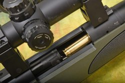 The action of the Remington Model 700 XCR II