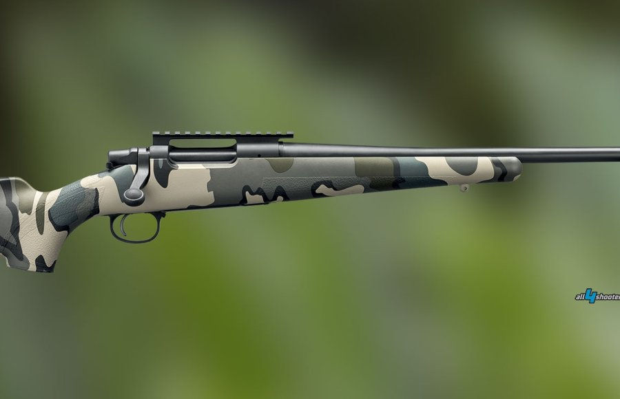Remington Model Seven Kuiu hunting rifle