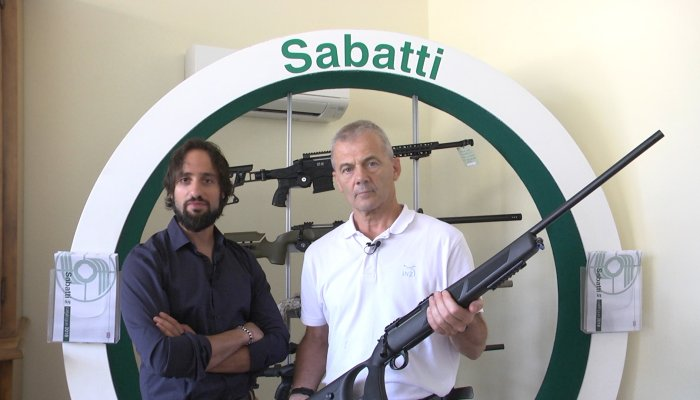 sabatti: Sabatti Saphire ER (Extended Range) in 308 caliber: a high-performance rifle for long-range hunting