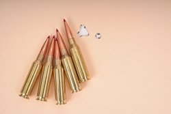 Ammunition used to test the Savage 110 High Country in 6.5mm Creedmoor