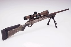 Savage 110 High Country in 6.5mm Creedmoor: right side view