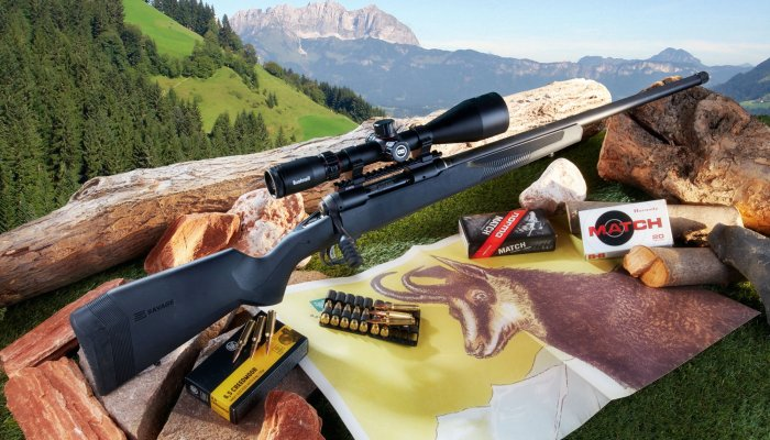 savage-arms: Test: Savage 110 TAC Hunter in 6.5 Creedmoor caliber. What can you expect for less than €1000?
