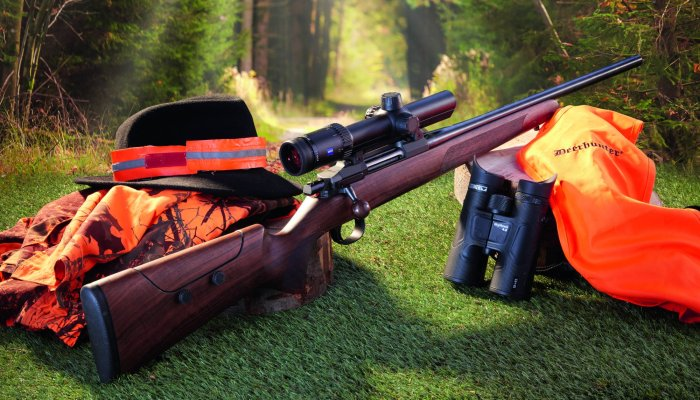 bolt-action-rifles: Test: Steel Action HS in .308 Winchester – The fast straight-pull bolt-action hunting rifle
