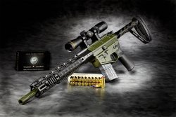 Wilson Combat Ultimate Hunter Carbine in .458 HAM'R.