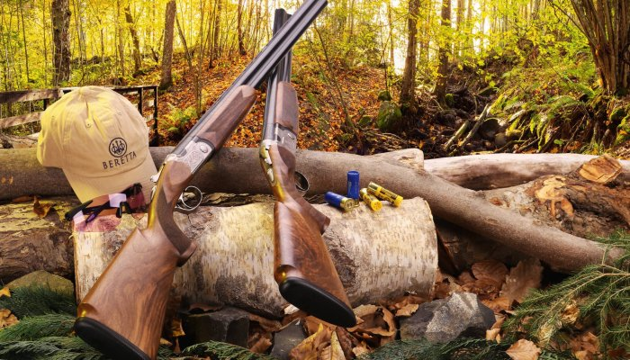 beretta:               Test: Beretta Vittoria 691 and 693 – Testing two shotguns especially dedicated to lady hunters
