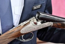 Fausti Dea Luxury side-by-side shotgun