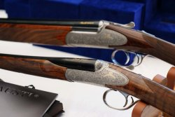Celebrative shotguns for Fausti 70th Anniversary
