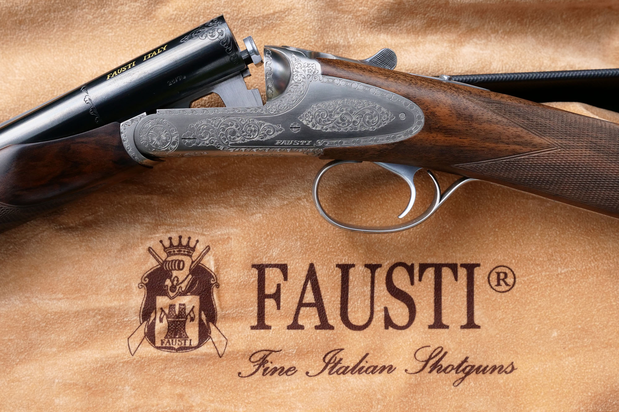 Fausti DEA Luxury  side-by-side, right side