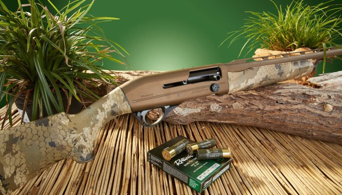franchi: Test: Franchi Affinity 3 Elite Bronze. A hunting semi-automatic shotgun for extreme weather conditions