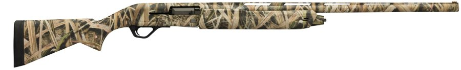 Winchester SX4 Waterfowl Hunter Compact Mossy Oak Shadow Grass Blades composite stock.
