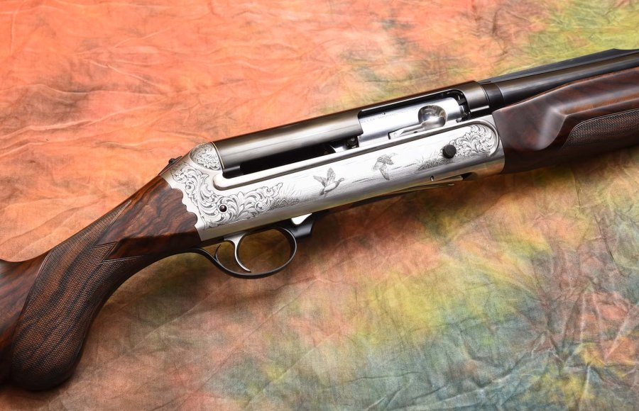 The Piotti/Benelli semiautomatic shotgun