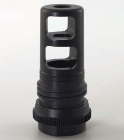 The 90T muzzle brake from AAC company
