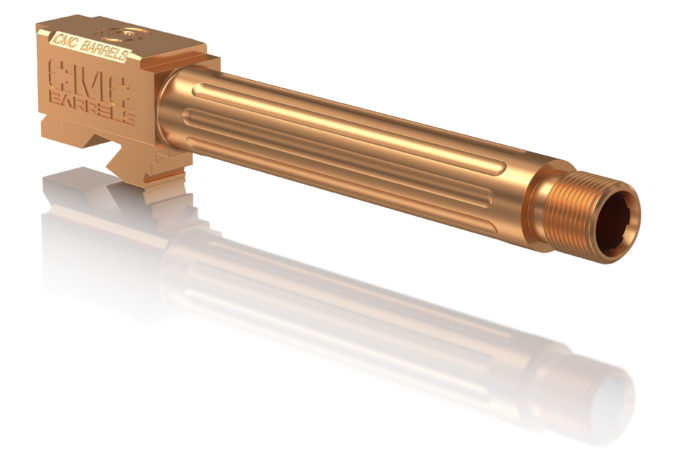 Bronze CMC Match Precision Barrel